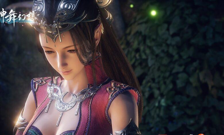 Sau Black Myth: Wukong, Trung Quốc lại gây chấn động với Faith of Danschant: Hereafter | Video | Game