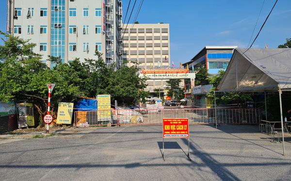 Hà Nội: Phong tỏa tạm thời BVĐK Nông nghiệp sau khi 3 nhân viên y tế mắc Covid-19