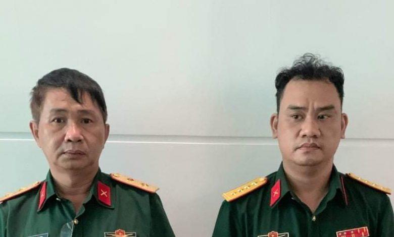 TP.HCM: Tạm giữ 2 kẻ giả danh sĩ quan Quân đội Việt Nam | Thời sự