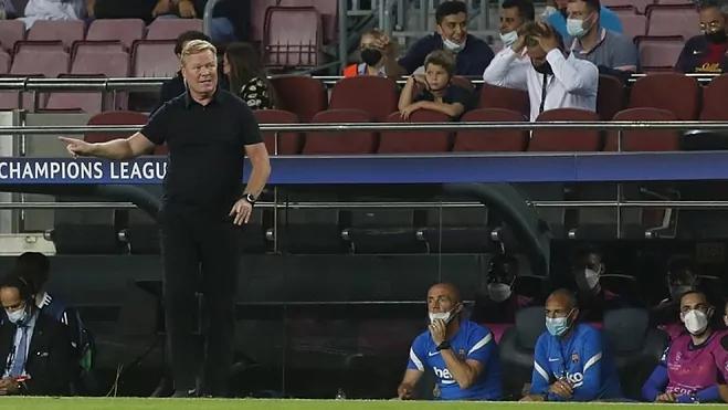 Koeman: 'Khó nuốt trôi thất bại, nhưng Barca phải thực tế'