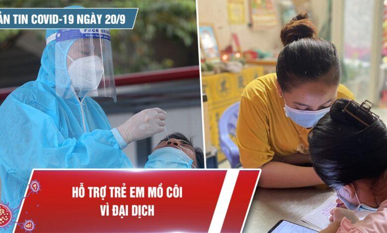 Bản tin Covid-19 ngày 20.9: Chính phủ đồng ý mua 10 triệu liều vắc xin từ Cuba | Thời sự