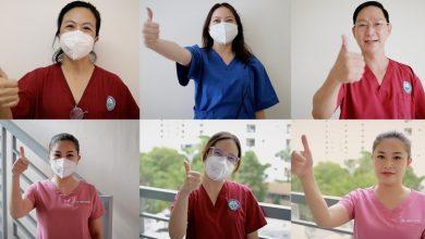 Ca sĩ, bác sĩ hát chúc 'Sài Gòn sớm khỏe'