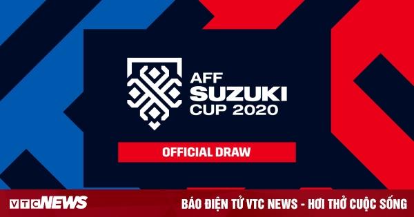 Next Media hợp tác VTV phát sóng trực tiếp lễ bốc thăm AFF Cup 2020