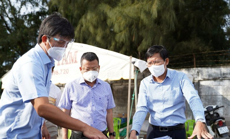 Bình Thuận: Nới lỏng giãn cách TX.La Gi và TP.Phan Thiết từ ngày 16.9 | Thời sự