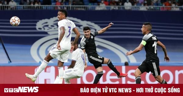 Real Madrid thua sốc đối thủ vô danh