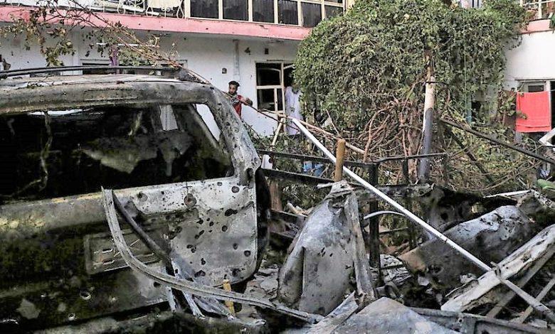 Mỹ thừa nhận không kích 'nhầm' khiến 10 dân thường thiệt mạng ở Afghanistan | Thế giới