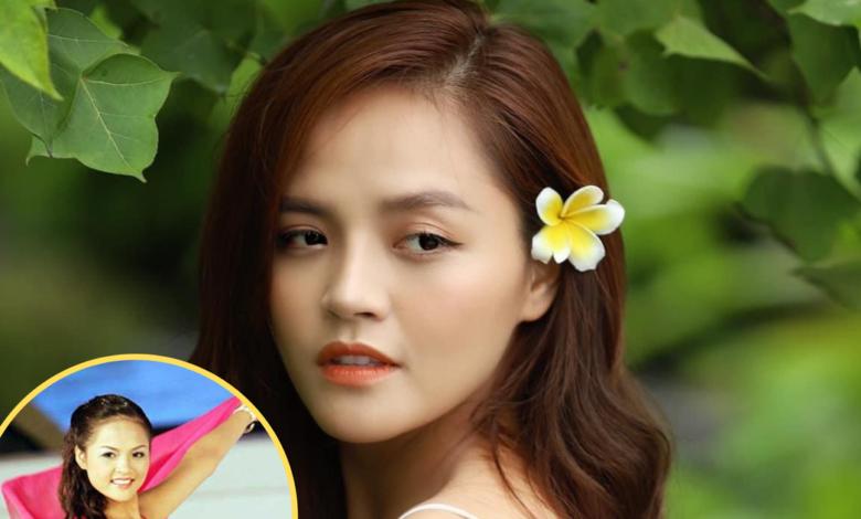 Thu Quỳnh 'Hương vị tình thân' khoe ảnh nóng bỏng thời đi thi hoa hậu   Giải trí
