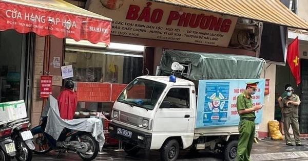 Tiệm bánh trung thu nổi tiếng Hà Nội phải đóng cửa vì... khách không giãn cách