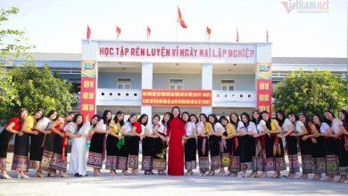 Trường học ở Nghệ An có36học sinh đỗ đại họctừ30 điểmtrở lên
