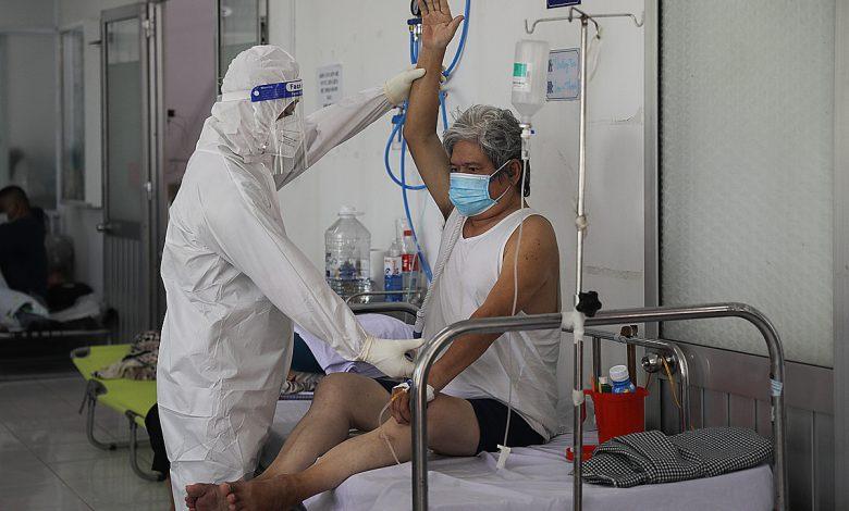 Số ca tử vong do Covid-19 tại TP HCM thấp nhất trong tháng