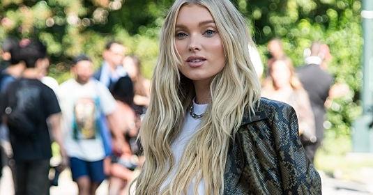 Elsa Hosk diện quần ống loe cực chất mà các nàng yêu thời trang không thể chối từ | Thời trang 24/7 | Thời trang trẻ
