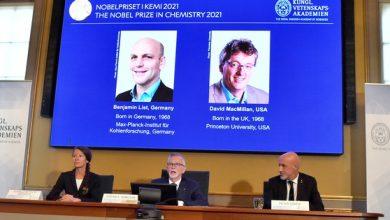 Giải Nobel Hóa học 2021 đã có chủ