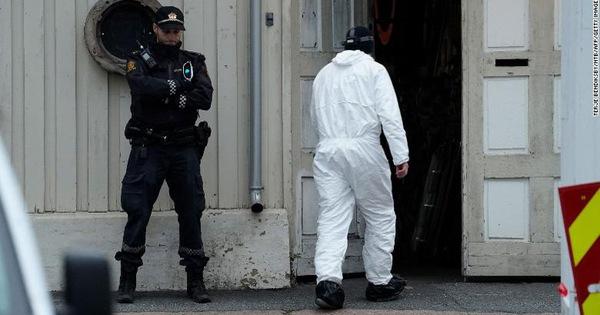Na Uy: Kẻ tấn công bằng tên từng trong tầm ngắm của cảnh sát