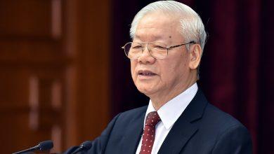 .: VGP News :.   Tổng Bí thư Nguyễn Phú Trọng: Chúng ta đã bình tĩnh, tỉnh táo xử lý kịp thời, đúng đắn những vấn đề khó, chưa có tiền lệ, mới phát sinh