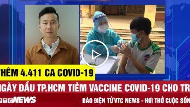 Thêm 4.411 ca COVID-19; Ngày đầu TP.HCM tiêm vaccine cho trẻ em