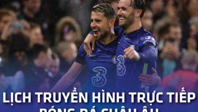Lịch trực tiếp bóng đá châu Âu ngày 23-10: Chelsea, Man City thi đấu