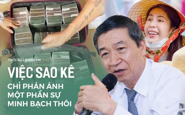 """Đại tá, luật sư Lê Ngọc Khánh: """"Bà Phương Hằng nêu nghi vấn về từ thiện chưa được minh bạch là tốt, nhưng soi mói quá sâu vào đời tư nghệ sĩ"""""""