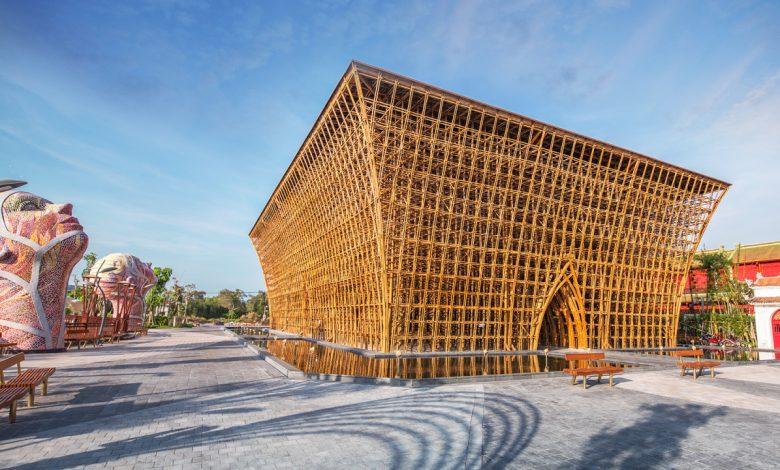Đằng sau sự ra đời của công trình 'Huyền thoại Tre' tại Phú Quốc