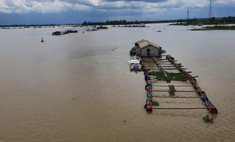 Hồ thủy điện Đồng Nai 5 xả lũ, Đồng Nai cảnh báo nguy cơ ngập lụt